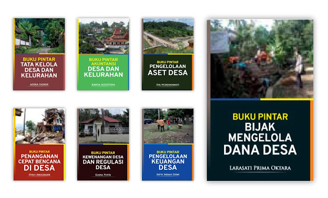 Buku Tata Kelola Desa dan Pengembangan Desa Untuk Koleksi Perpustakaan Desa