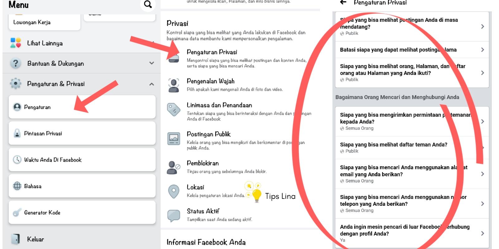Cara mengaktifkan followers facebook