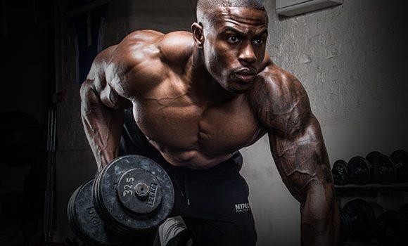 Simeon Panda inspirational workout