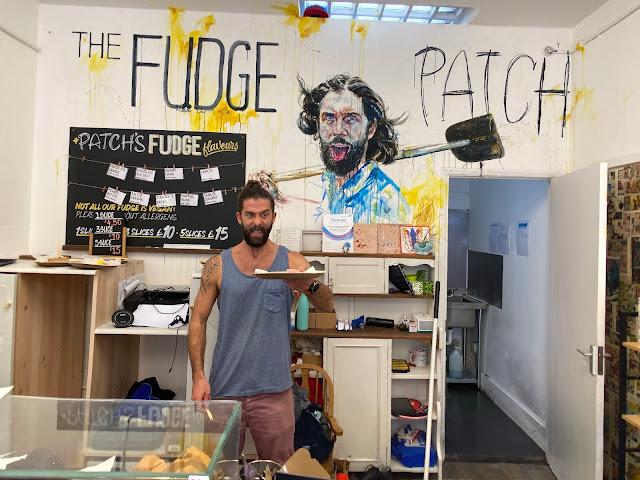 the fudge patch greenwich