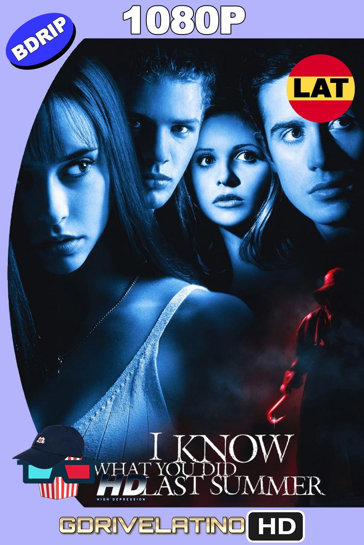 Sé lo que Hicieron el Verano Pasado (1997) BDRip 1080p Latino-Ingles MKV