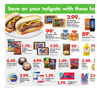 Save A Lot Weekly Ad September 19 - 25, 2018
