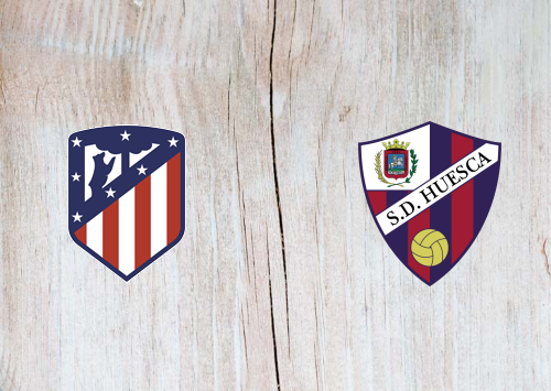 Atletico Madrid vs Huesca -Highlights 22 April 2021