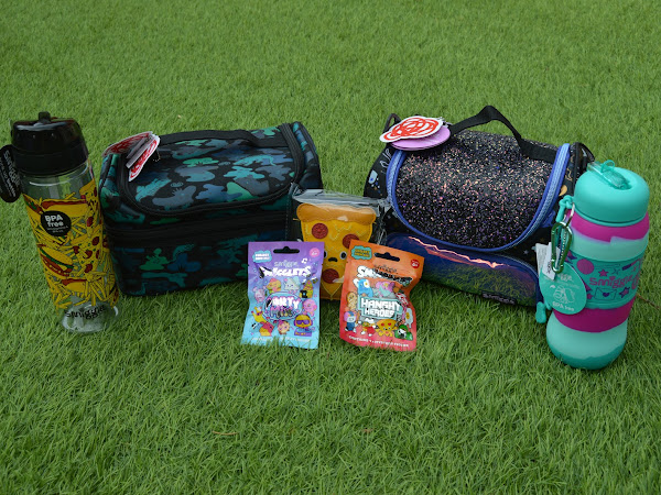 Review | Smiggle Lunchbag and Bottle