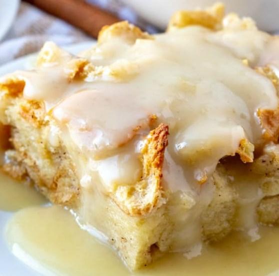 THE BEST BREAD PUDDING #desserts #breakfast