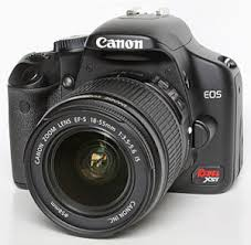 Canon EOS 450D Firmware Download