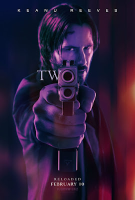 Image result for john wick chapter 2 2017 poster