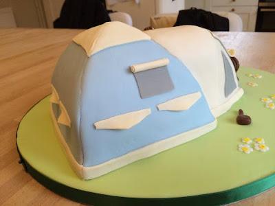 Karsten cake tent