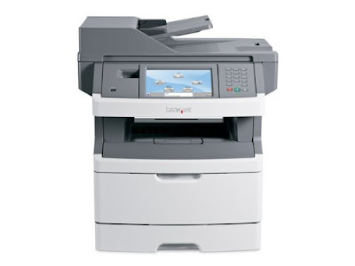 Lexmark X463de Driver Download