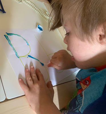 Learning Activities for kids with special needs