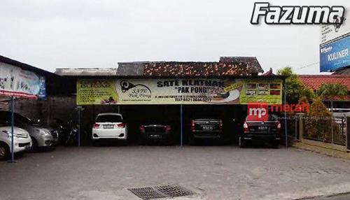 Gambar Tempat Wisata Kuliner Makana Sate Klathak Pak Pong