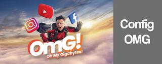 Config Telkomsel OMG KPN Rev Terbaru Update Juni 2020