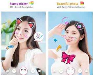 Aplikasi Stiker Wajah