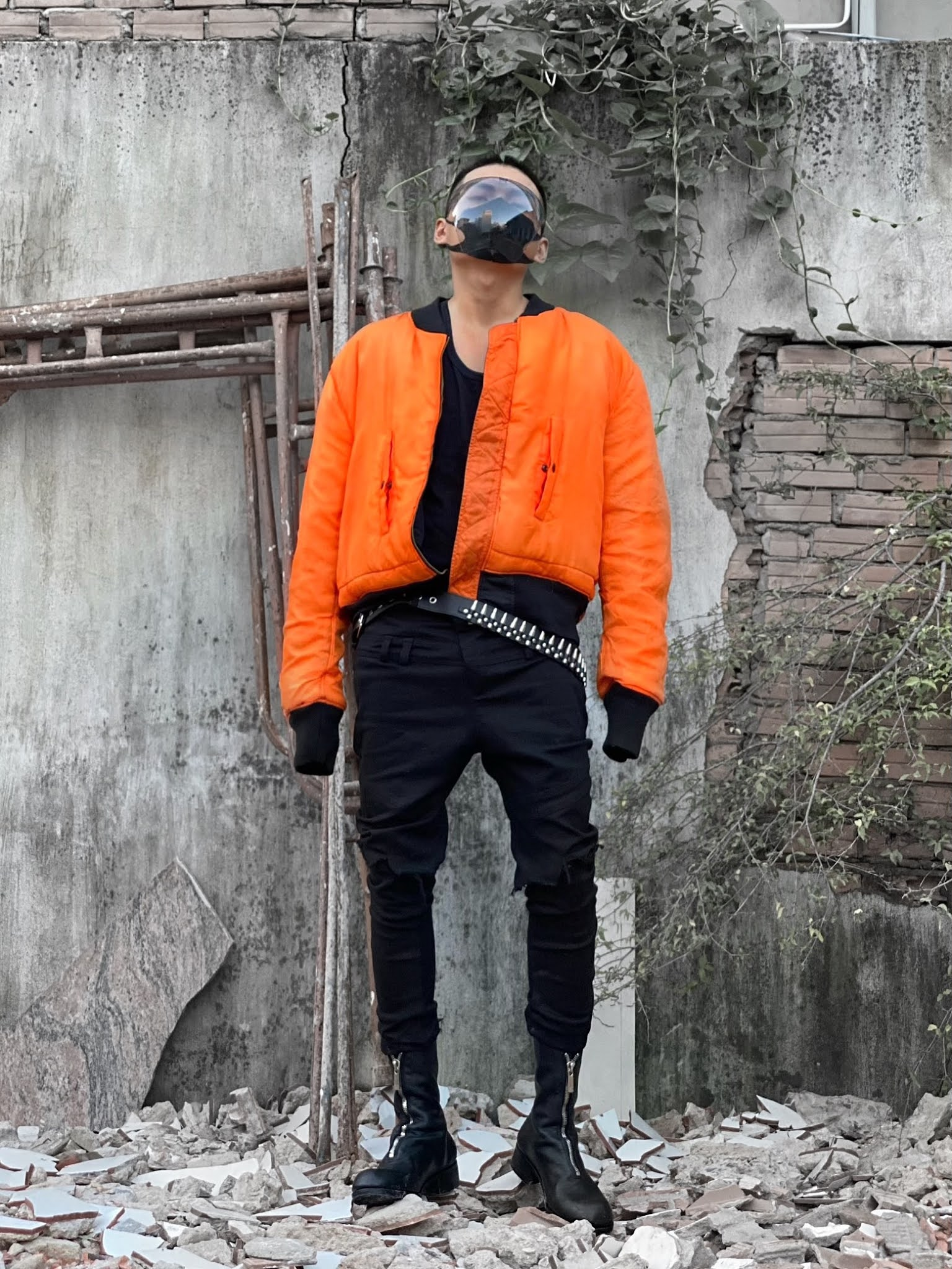 [WALKER NEW COLLECTION] Phong AJ on Walker 815B