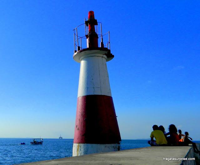 Farol da Ponta do Humaitá - Salvador - Bahia
