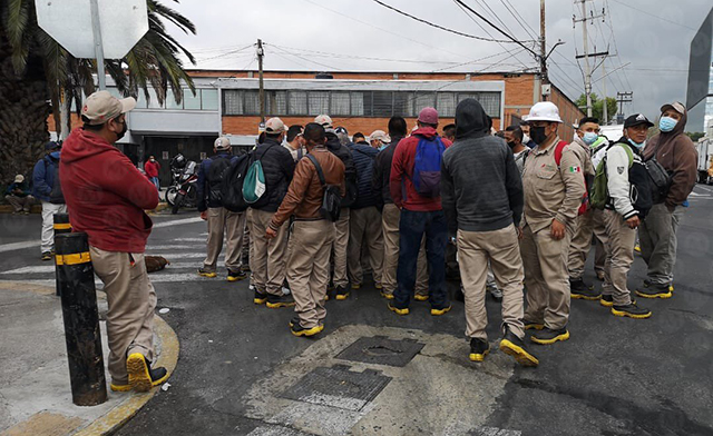 Buscan boicotear a Gas Bienestar, denuncia Pemex tras plantón