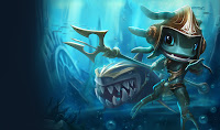Atlantean Fizz Skin Wallpaper