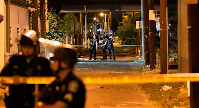 Riots : At least two police officers have been shot in Louisville, Kentucky due to Breonna Taylor case.