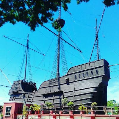 Tempat Menarik di Melaka  Muzium Samudera Maritim
