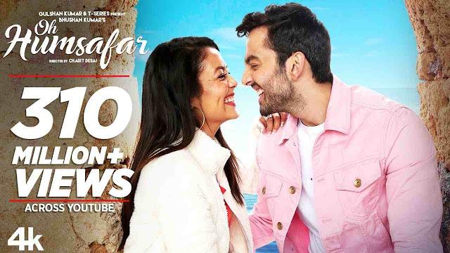 oh humsafar lyrics - Neha Kakkar & Tony Kakkar