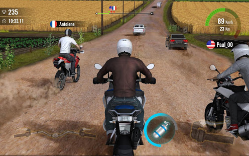 Moto Traffic Race 2: Multiplayer v1.17.07 (Mod