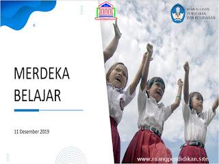 kebijakan pendidikan merdeka belajar