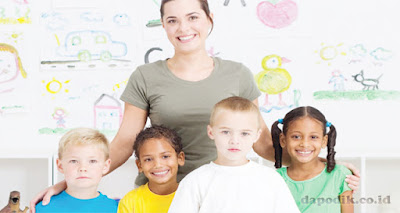 Kriteria Ideal Guru TK PAUD Idaman