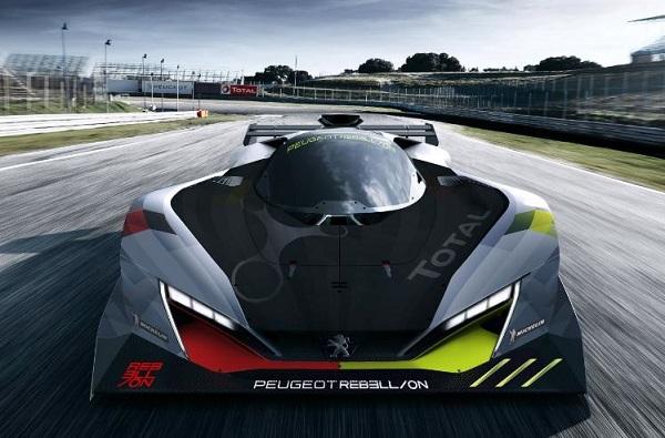 Peugeot Rebellion WEC 2020