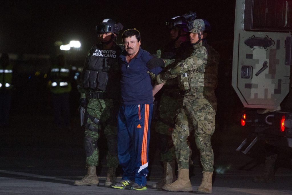 """""""El Chapo"""" podrá ser visitado por su mamá y hermanas; EU les da visa humanitaria."""