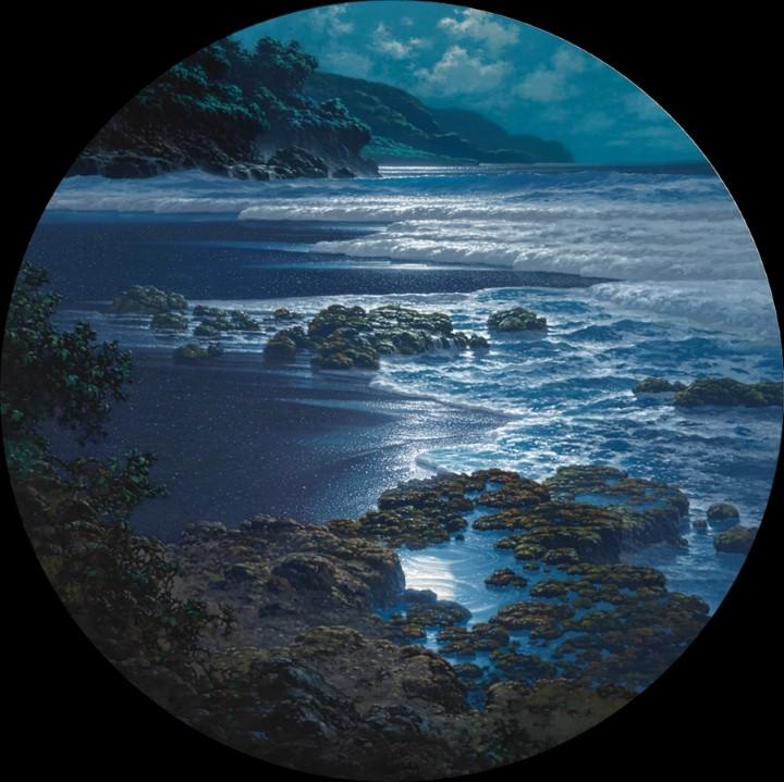 Roy Tabora. Морские пейзажи 11