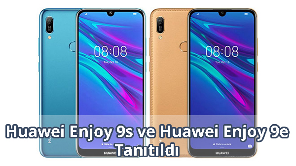 Huawei Enjoy 9e Özellikleri ve Fiyatı
