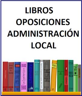 Temario para oposiciones de administración local descargar gratis