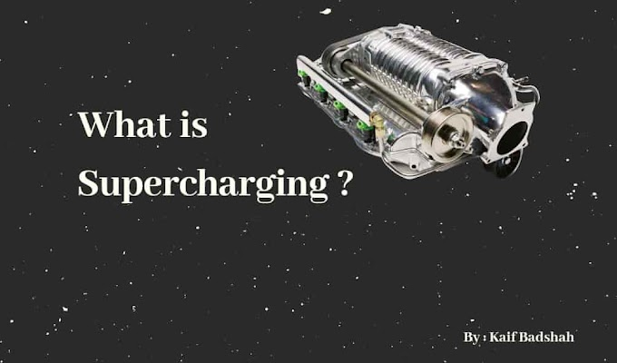 Supercharger - explained | The Mechanical post