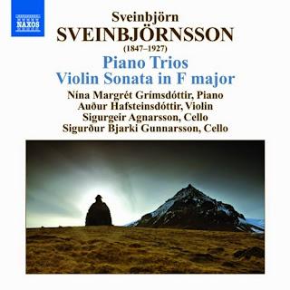 Sveinbjornsson: Piano Trios / Violin Sonata