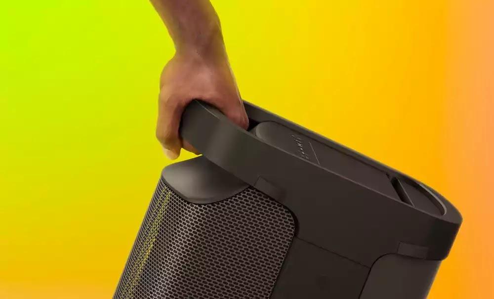 Sony SRS-XP500 Comfortable Handle