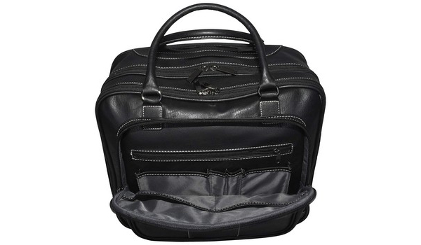 Kenneth Cole Reaction Women's Wheeled Business Travel Carry-On Tote