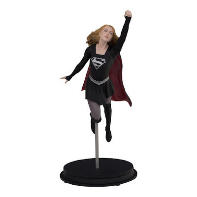 San Diego Comic-Con 2019 Exclusive Dark Supergirl Statue by Icon Heroes