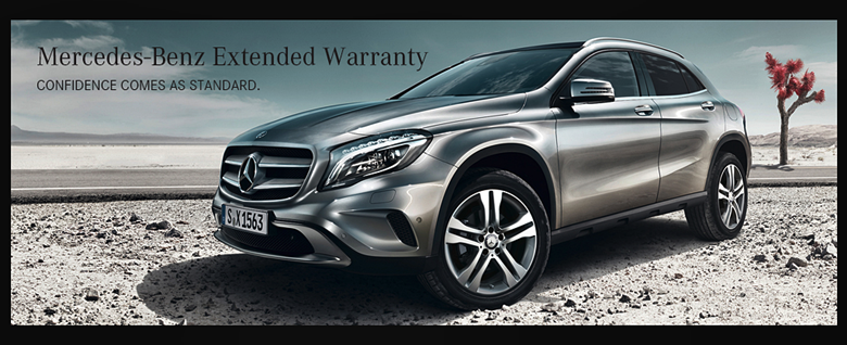 Buy Mercedes-Benz Extended Warranty