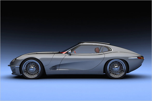 Growler E 2017 The Jaguar Type New Style Photos