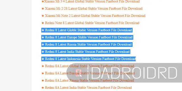Flash Redmi 8, Fastboot Redmi 8, Flash Fastboot Redmi 8, Cara Fastboot Flash Redmi 8, Flash Ginkgo, Fastboot Olive, Panduan Flash Redmi 8, Tutorial Flash Redmi 8, Bagaimana cara Flash Redmi 8, Download Firmware Redmi 8, Metode Flash Redmi 8, Proses Fastboot Redmi 8