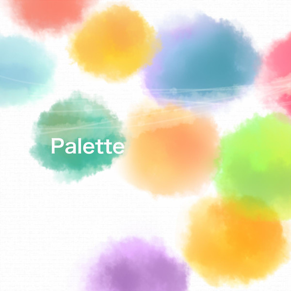 [Album] Egw Eimi – Palette (2016.03.14/MP3/RAR)