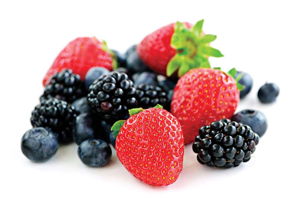 Manfaat Buah Berries Untuk Penderita Sakit Pinggang