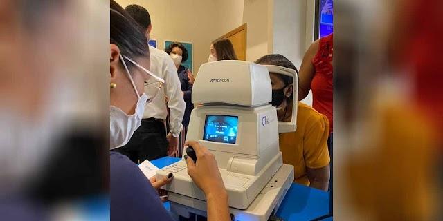 Senador Canedo realiza Semana da Visão e amplia número de consultas oftalmológicas