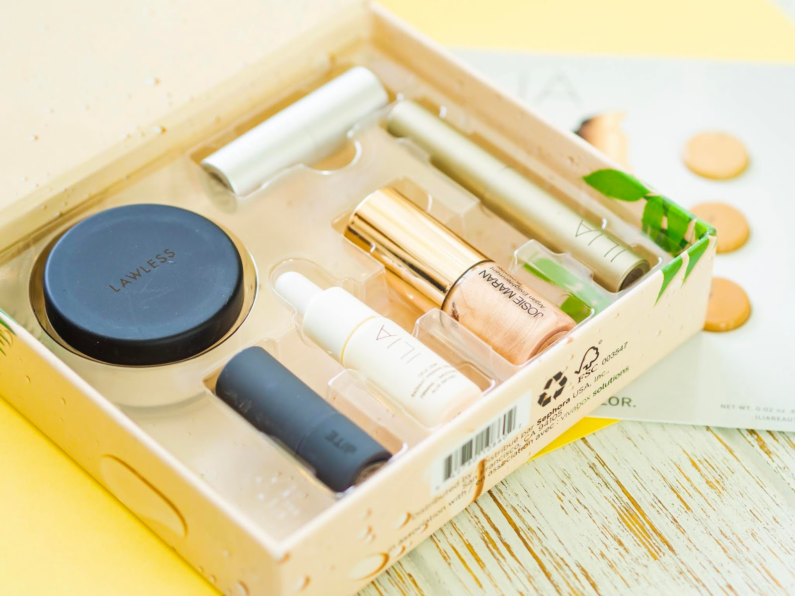 SEPHORA CLEAN BEAUTY KIT REVIEW