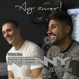Renny, video, Ay Amor, Joey Montana