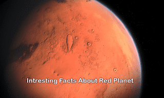 Fun Facts of Mars