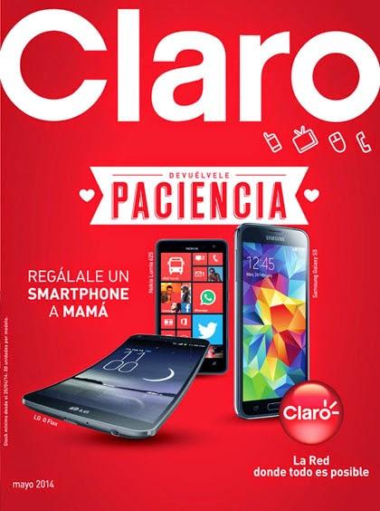 d1901cad68f CLARO QUE TIENES MAS: Catálogo de equipos Claro Mayo 2014 ...
