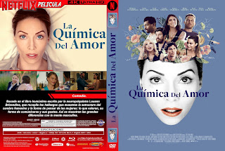 LA QUIMICA DEL AMOR – THE FEMALE BRAIN – 2018 [COVER – DVD]