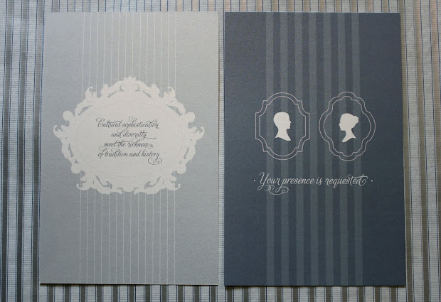 Arts Ballroom Grand Opening. Wedding Invitation Ideas