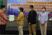 Zulfata, M.Ag Terpilih Sebagai Ketua Umum Forum Pemuda Lintas Beragama-Aceh (FPLBA)